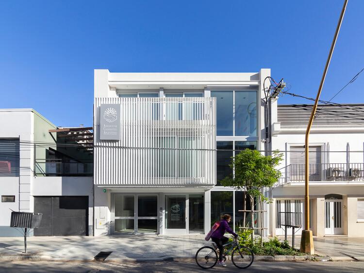 Oficinas Grupo ACA / Arrillaga Parola Arquitectos, © Ramiro Sosa