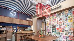 MANYA Sushi & Sake Izakaya / JUNG Architekti