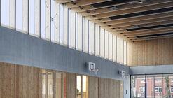 Ecole des Menuisiers School Gymnasium / Urbane Kultur