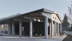 Postgarage Campus V / NONA Architektinnen