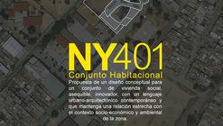 Tercer Concurso de Ideas NY401