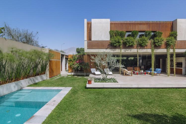 Casa axé / Gonzalez Moix Arquitectura, © Ramiro Del Carpio