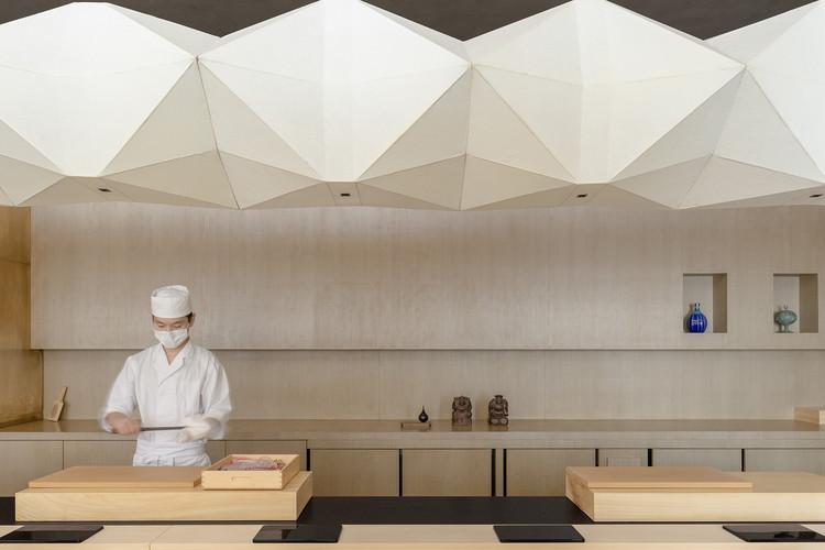 Shoku-tei Sushi / NATURE TIMES ART DESIGN, © Feng Shao