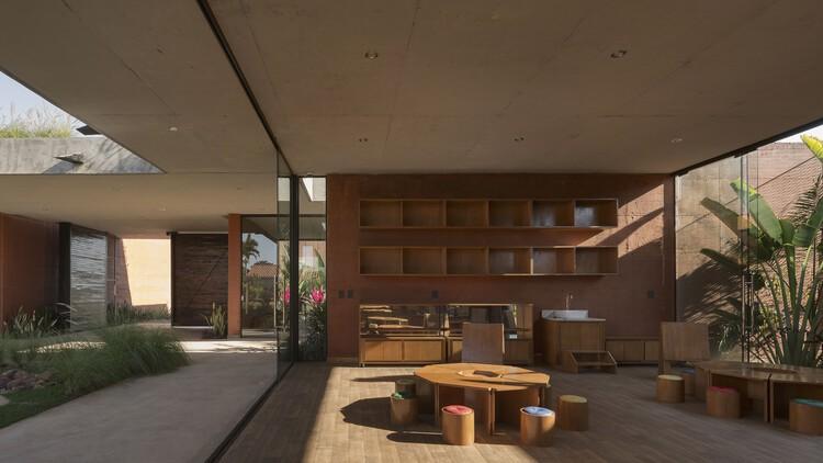 Centro de la primera infancia / Equipo de Arquitectura, © Federico Cairoli