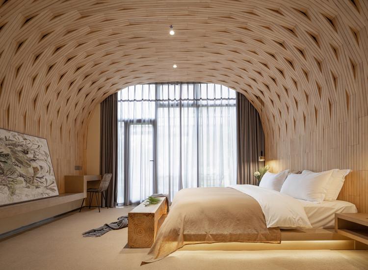 Bamboo Lodge / QAD. Image © Ce Wang