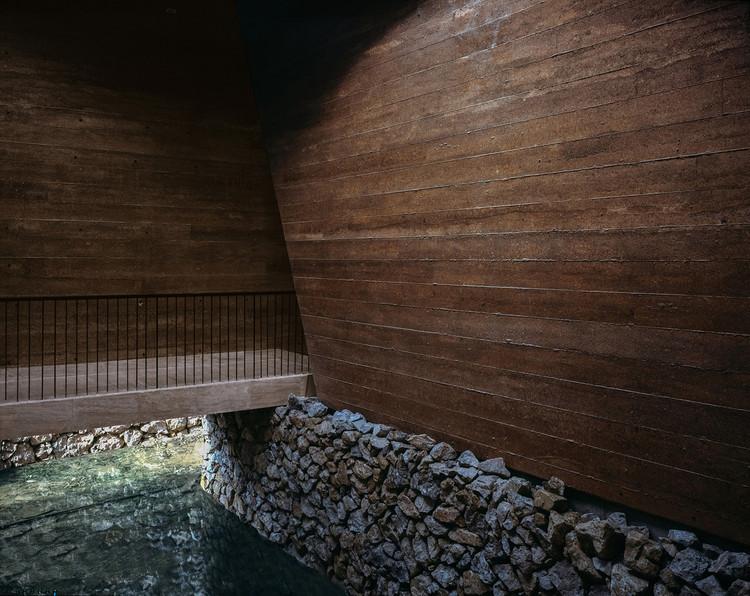SanBaoPeng Art Museum / DL Atelier. Image © Sun Haiting
