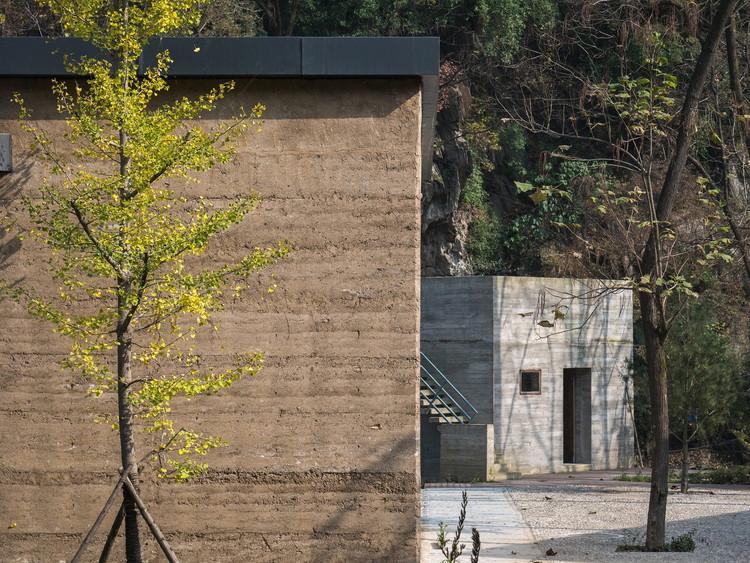 Chatouya Visitor Center / Tumushi Architects. Image © Chao Zhang