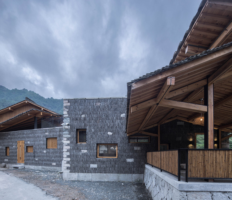 Qingxiao Residence / Shulin Architectural Design. Image Courtesy of Shulin Architectural Design