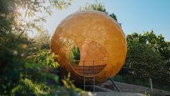 Vårbergstoppen Playground Spheres / AndrénFogelström