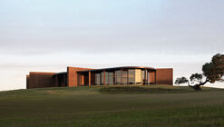 Lonsdale Links Clubhouse / Wood/Marsh