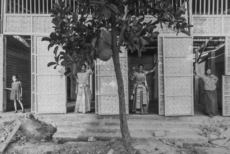 Jaga's house.  Uganda, 2020. Image courtesy of Duck Egg