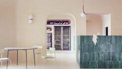 Restaurante Myrto em Porto Cervo / studio wok