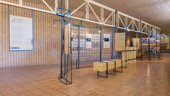 Exposición relatos del patrimonio / Yemail Arquitectura