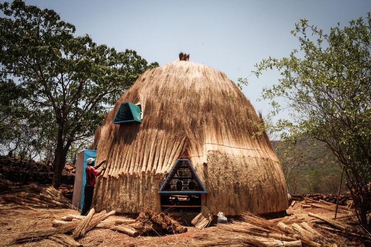 Детский сад Зимбабве / Студия Анны Герингер.  Изображение © Стефано Мори