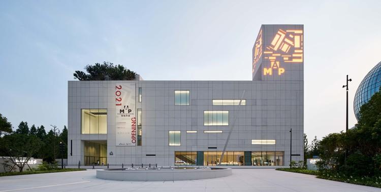 El museo de arte de Atelier Jean Nouvel en Pudong se abre al público, © Chen Hao
