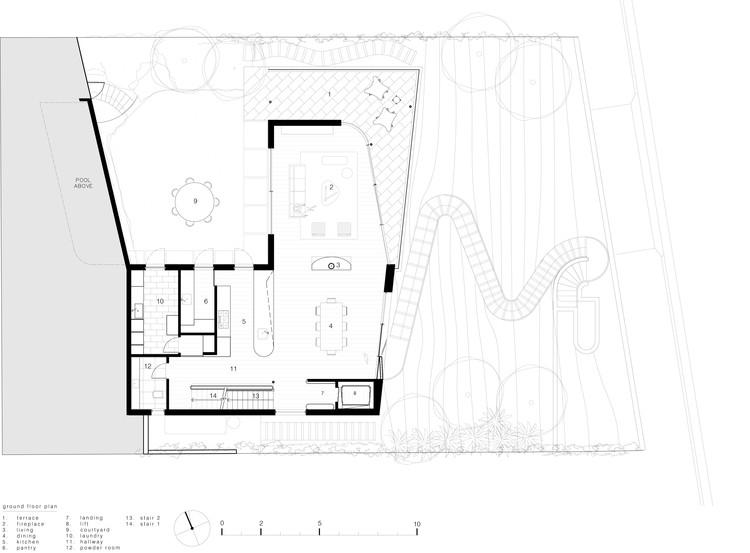 План - Третий этаж