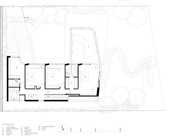 План - Четвертый этаж