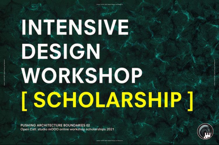 Open Call: studio • mOOO 2nd online workshop scholarships 2021 (Winter)
