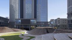 Bamboo Hill - Tianjin Vision Hill Plaza / Origin Architect