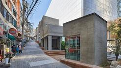 Jungnimchanggo Facility / everyarchitects
