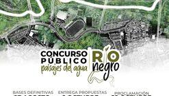 Concurso Público Nacional Paisajes del Agua Rionegro Antioquia