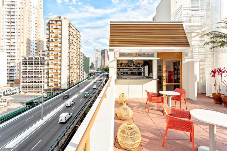 Cora Restaurante / Vapor arquitetura, © Arthur Duarte
