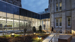 The University of Chicago Student Wellness Center / Wight & Company