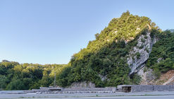 Centro de Visitantes das Cavernas de Zonguldak / Yalin Architectural Design