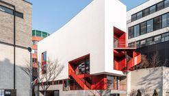 Edifício de Uso Misto Hannam Place / One O One Architects