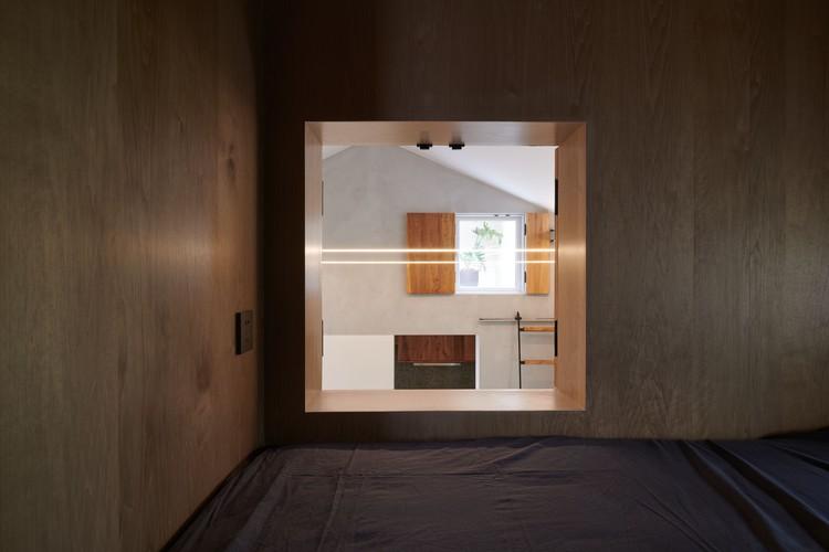 Schlafzimmerfenster.  Bild © Hao Chen