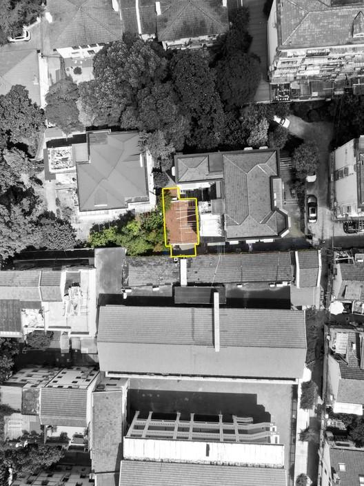 Luftaufnahmen.  Bild mit freundlicher Genehmigung von Greyspace Architecture Design Studio