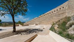 Consolidação e Restauração no Castelo de Morella / Carquero Arquitectura