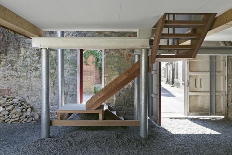 La Cabane / Atelier d'Architecture Meunier-Westrade , © Laurent Brandajs
