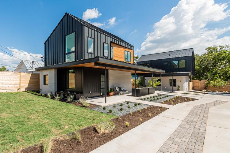 ICON construye casas impresas en 3D para enfrentar la crisis de vivienda estadounidense, © Regan Morton Photography
