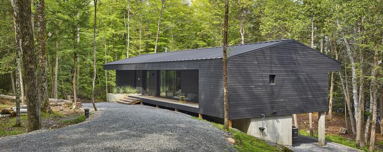 Casa del Lago Kennebec / Zerafa Studio, © Tom Arban