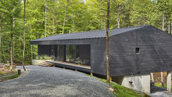 Casa del Lago Kennebec / Zerafa Studio