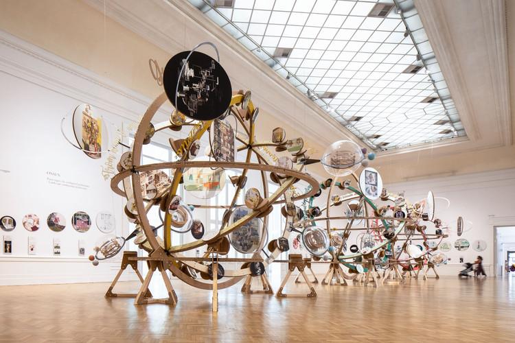 """Izaskun Chinchilla presenta """"Cosmowomen"""" en La Galleria Nazionale di Roma, © Fernando Alda"""