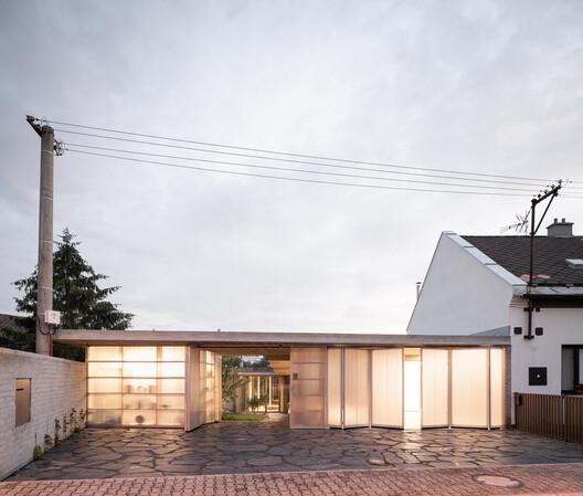 Casa en Lanškroun / Martin Neruda Architektura