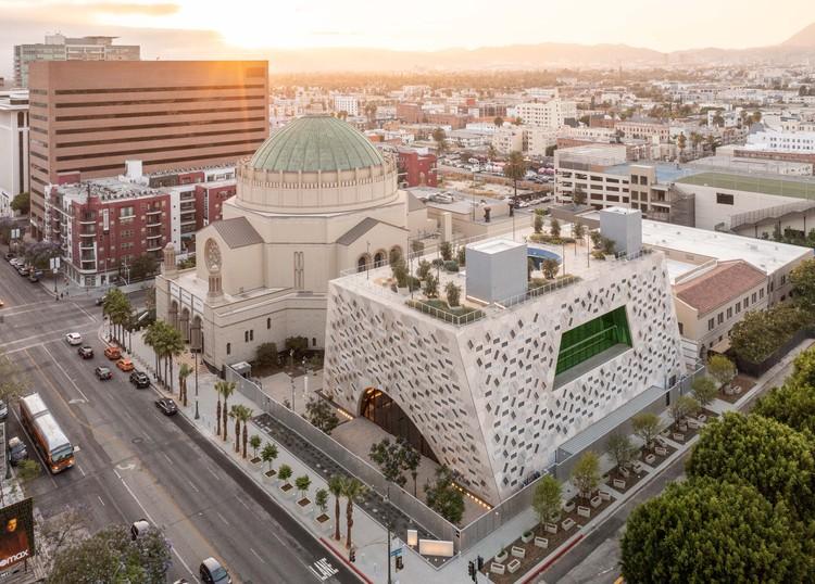 OMA prestes a inaugurar seu primeiro projeto cultural na Califórnia, Corrtesia de OMA Nova Iorque, Fotografia por Jason O'Rear