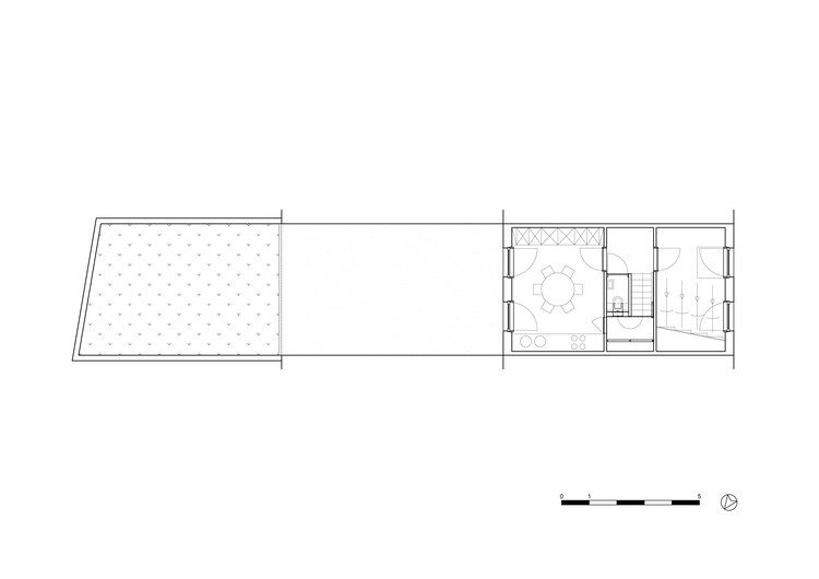 План этажа 0 уровень