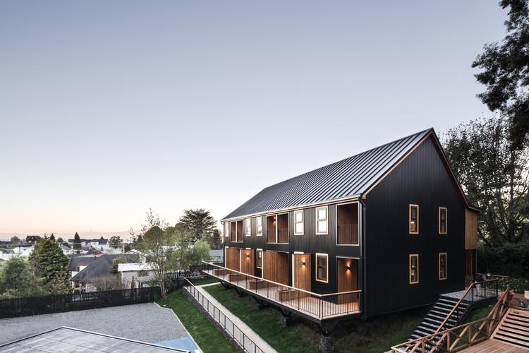 Anoka Apart Hotel Boutique / AM Arquitectura, © Nicolas Saieh