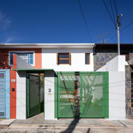 Casa Rolim / Sabiá Arquitetos