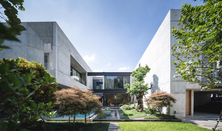 Baan Akat-Yen Residence / Studio Krubka, © Beersingnoi
