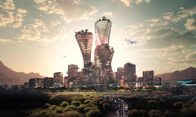 BIG revela un plan maestro para la ciudad más sostenible del mundo, Cortesía de BIG y @bucharest.studio
