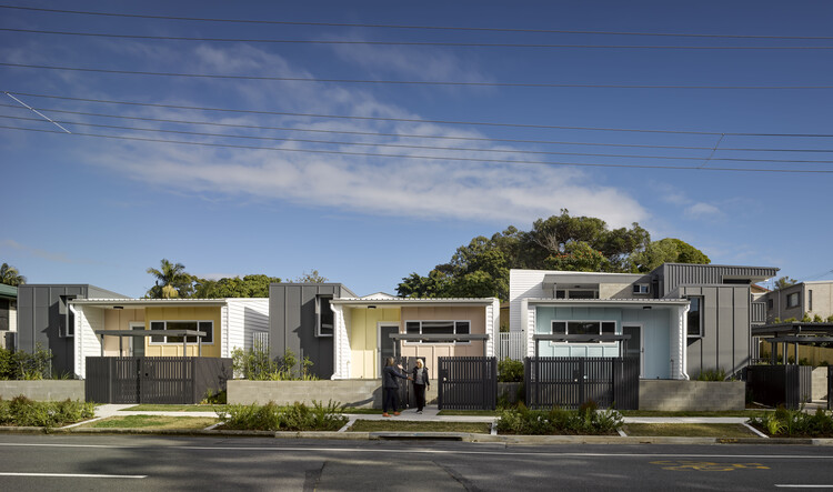 Casas Anne Street Garden / AOG Architects, © Christopher Frederick Jones