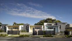 Anne Street Garden Villas  / AOG Architects