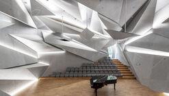 Villa Marteau Concert Hall / peter haimerl.architektur