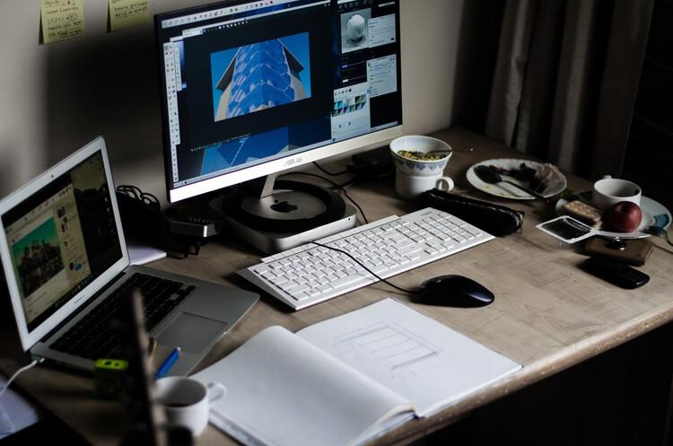 Representação digital em arquitetura: a comunicação do projeto, Foto: Souro Souvik, via Unsplash