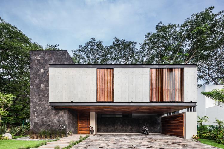 Hilca House / Di Frenna Arquitectos.  Изображение © Оскар Эрнандес