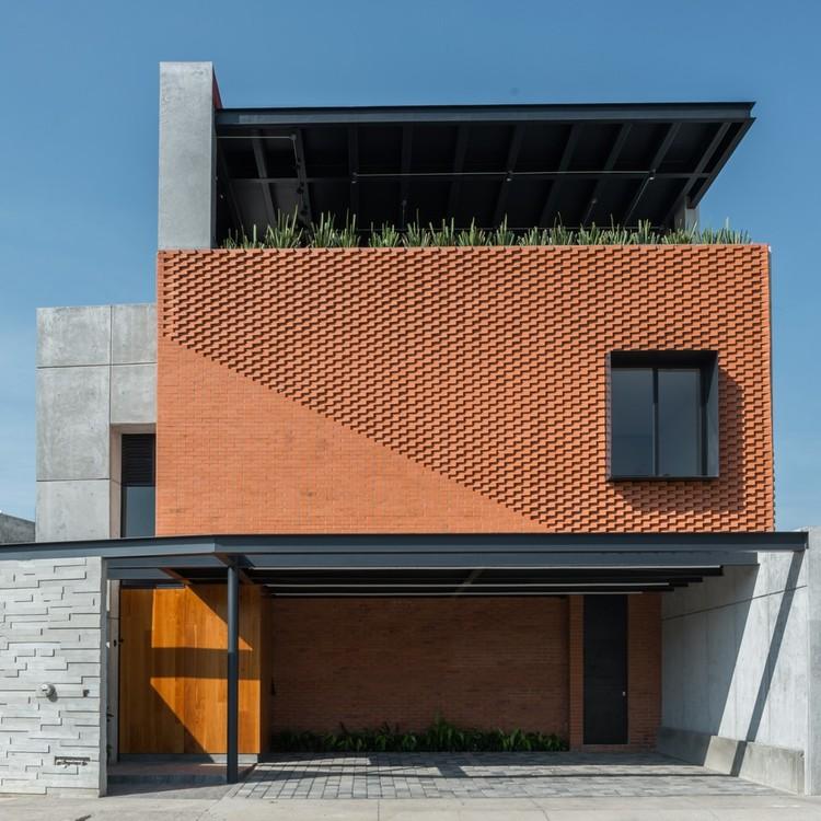 Дом Асторга / Санчес Моронес Arquitectos.  Изображение © Фелипе Рейес де ла Мадрид
